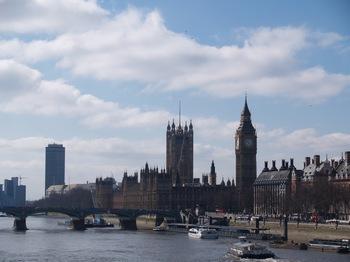 Лондон дешевле и безопаснее чем это